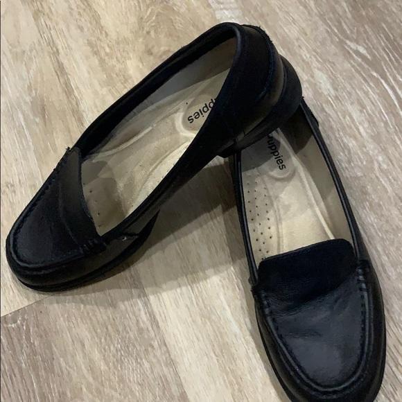 Hush Puppies Shoes | Black | Poshmark